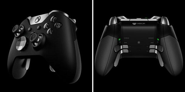 Удобные контроллеры: Microsoft Xbox Elite