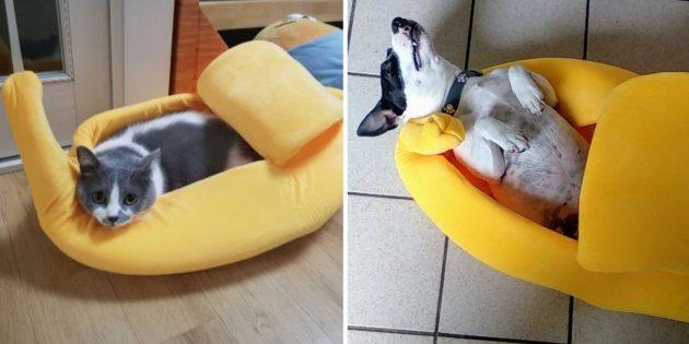 домик-банан