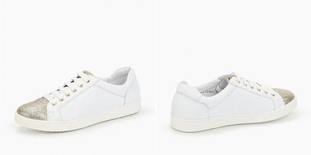 Какую летнюю обувь купить: кеды Ralf Ringer
