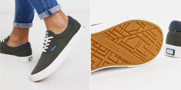 Какую летнюю обувь купить: кроссовки Jack & Jones