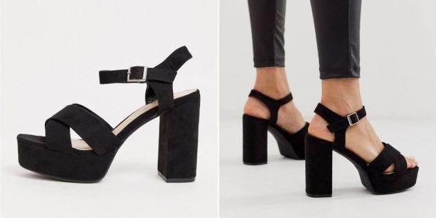 Какую летнюю обувь купить: босоножки Glamorous