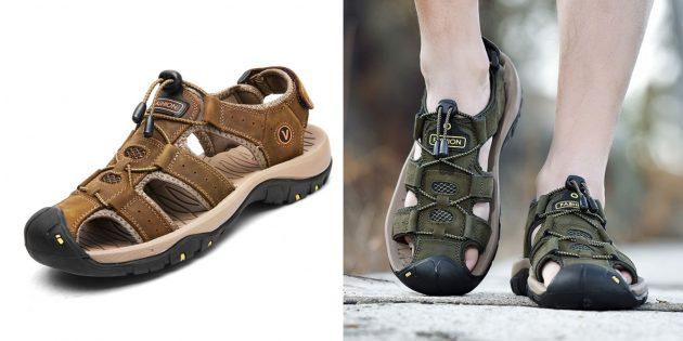 Какую летнюю обувь купить: повседневные сандалии