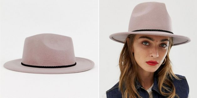 Шляпа ASOS Design