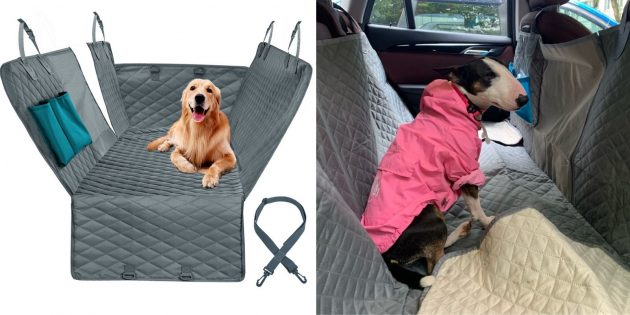 Чехол для перевозки собак
