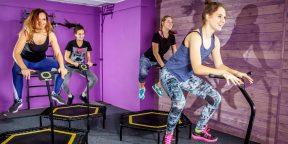 Джампинг: как тренировки на батутах помогают похудеть и стать выносливее