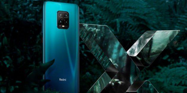 Новинки смартфонов: Redmi 10X Pro