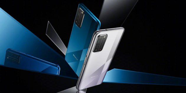 Новинки смартфонов: Honor X10