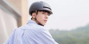 Штука дня: велосипедный шлем Xiaomi с подсветкой