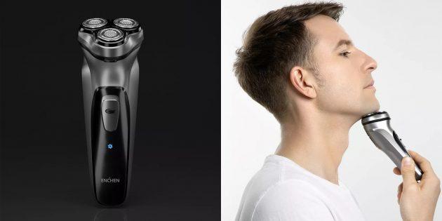 Цена дня: беспроводная электробритва Xiaomi за 750 рублей