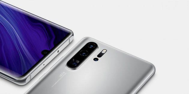 Новинки смартфонов: Huawei P30Pro New Edition