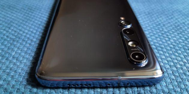 Xiaomi Mi 10: камеры