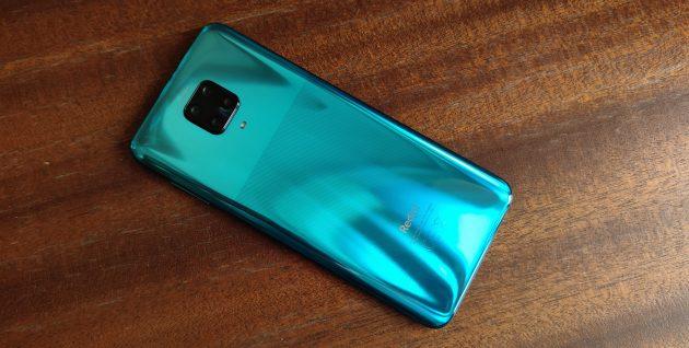 Дизайн Redmi Note 9Pro