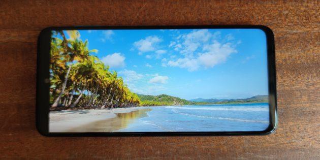 Экран Redmi Note 9Pro