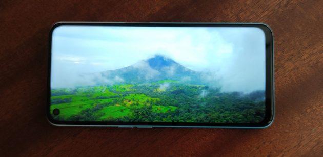 Экран OPPO A72