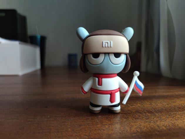 Стандартная камера Xiaomi Mi 10