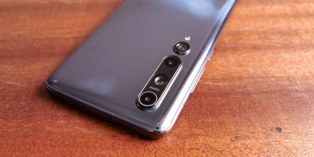 Камеры Xiaomi Mi 10