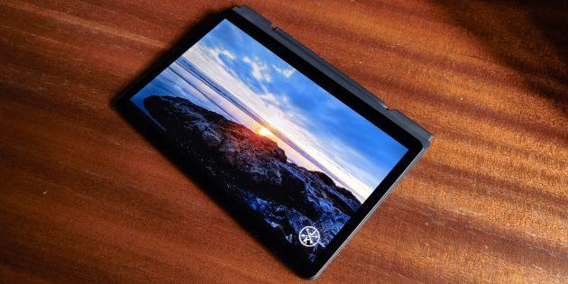 Samsung Galaxy Tab S6Lite: экран
