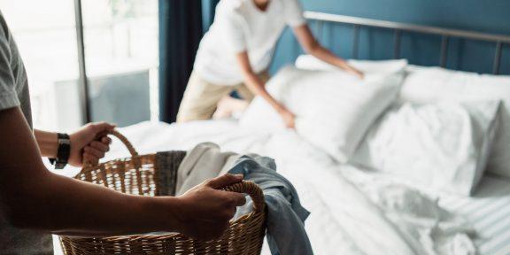 Никакой химчистки: как ухаживать за подушками самостоятельно