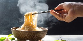 Как варить лапшу правильно