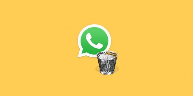 WhatsApp на смартфоне занимает слишком много места? Вот как это исправить