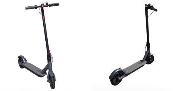 Электросамокат Carcam Electric Scooter