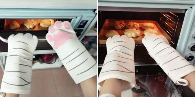 Кухонная рукавица