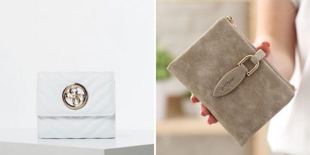 Что подарить жене на день рождения: кошелёк