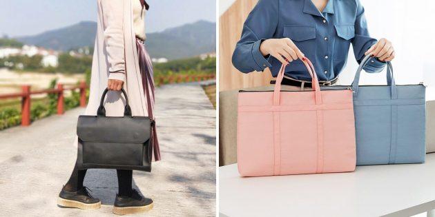 Что подарить жене на день рождения: сумка для ноутбука