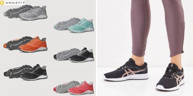 Подарок жене на день рождения: кроссовки