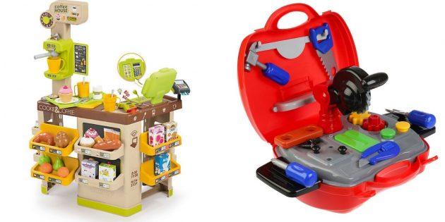 Что подарить девочке на 5лет на день рождения: игровой набор