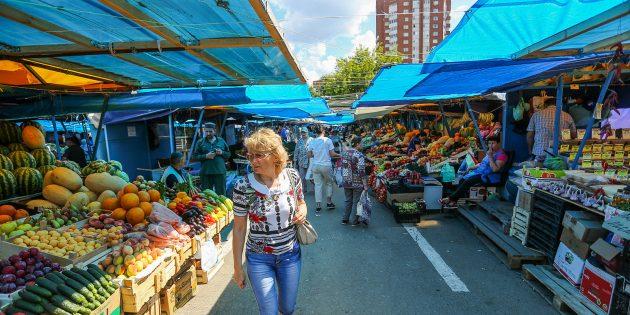 Куда сходить в Екатеринбурге: Шарташский рынок