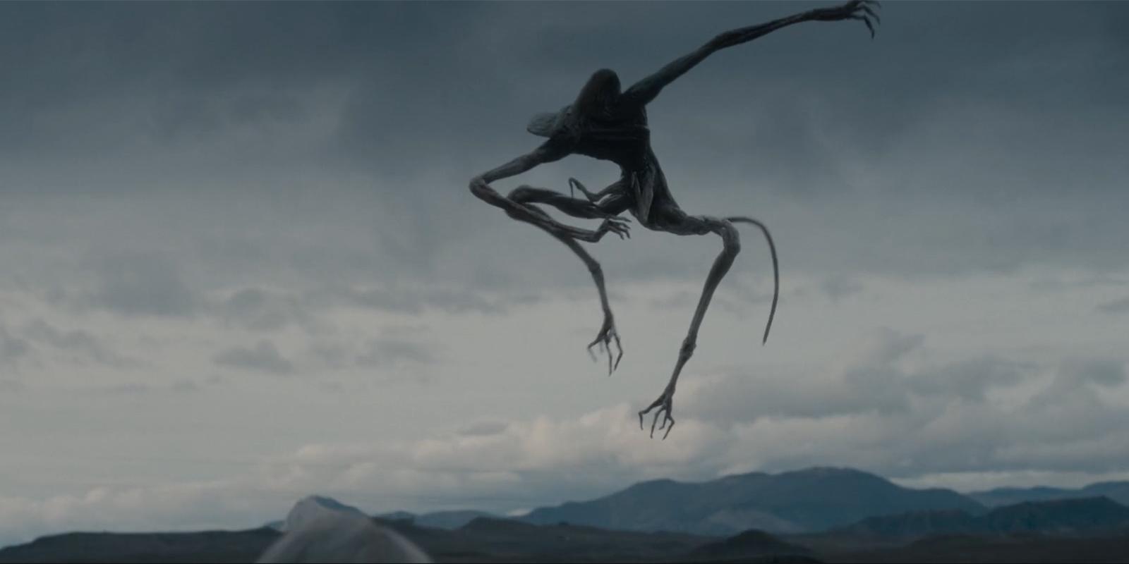 Кадр из российского фильма «Спутник»