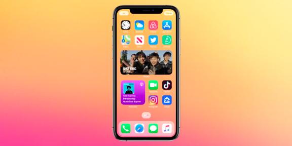 Apple выпустила первую публичную бета-версию iOS 14. Вот как её установить