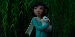 Netflix показал трейлер мультфильма «Над Луной» от режиссёра, который работал над «Аладдином» и «Русалочкой»