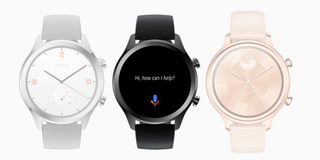 Mobvoi представила обновлённые часы TicWatch C2+ на WearOS. Они поддерживают Google Pay и работают 2 дня без подзарядки