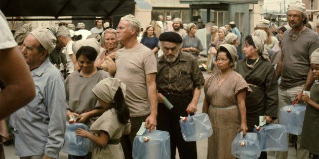 Фильмы про постапокалипсис: «Зелёный сойлент»