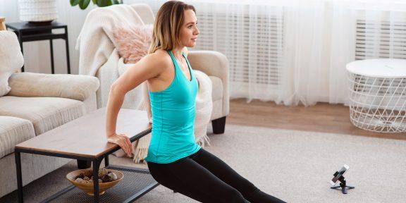 Тренировка дня: 7 простых упражнений для прокачки всего тела