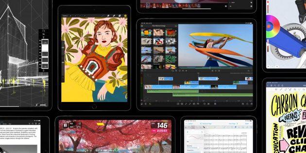 Apple анонсировала iPadOS 14. Она получила виджеты и новый сайдбар