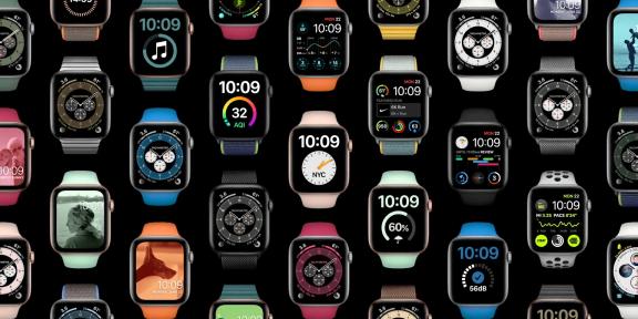 Apple анонсировала watchOS 7, которая научит вас мыть руки и танцевать
