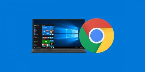 Майское обновление Windows 10 ломает авторизацию в Chrome