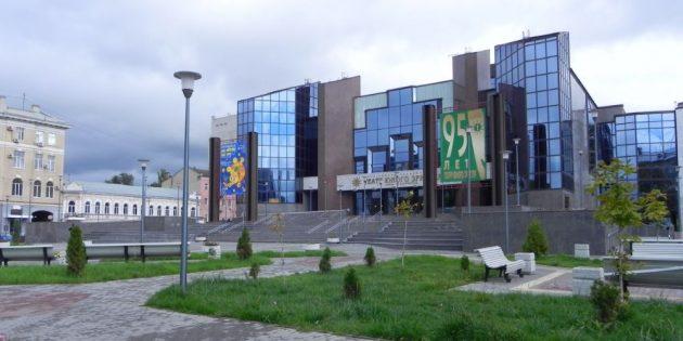 Достопримечательности Саратова: Театр юного зрителя