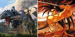 В Epic Games Store раздают ARK: Survival Evolved и семь игр Samurai Shodown