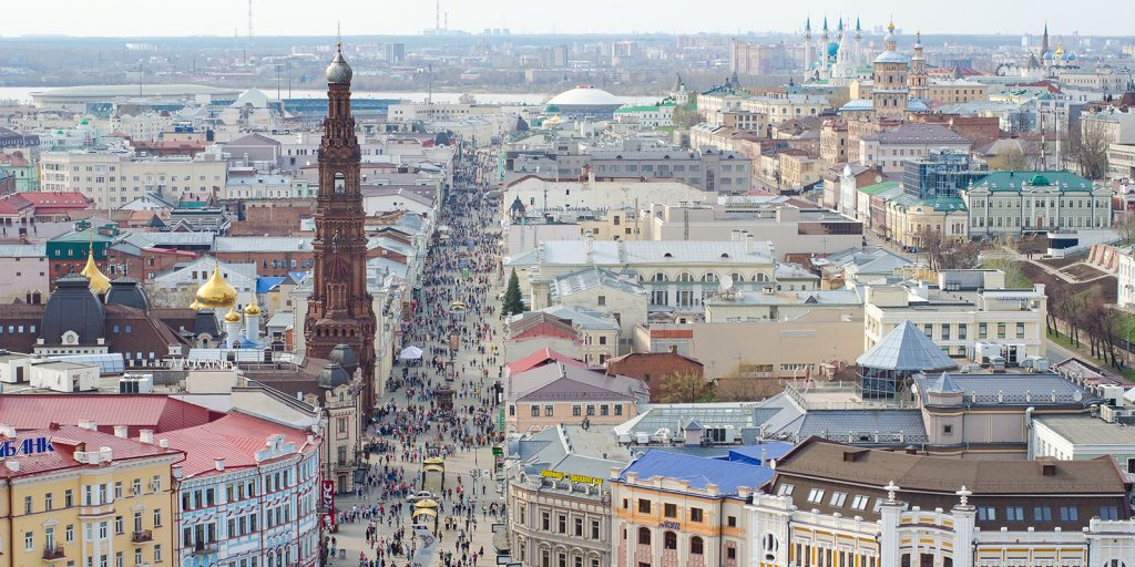 Отдых в России в 2020 году: Татарстан