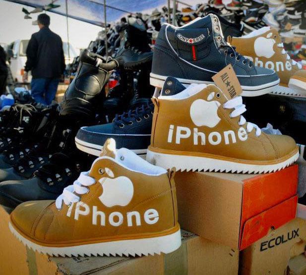 обувь iphone