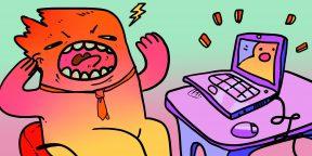 8 вредных привычек, которые бесят при работе на удалёнке