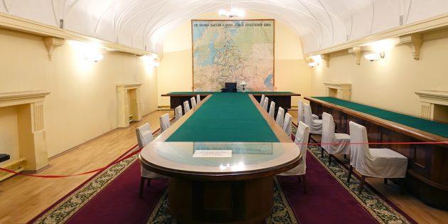 Достопримечательности Самары: бункер Сталина