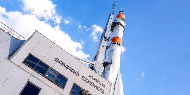 Куда сходить в Самаре: музей «Самара космическая»