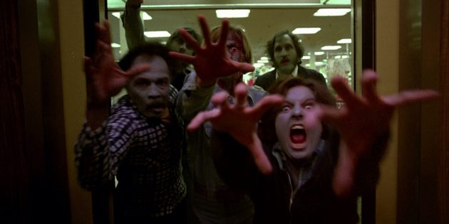 Кадр из фильма «Рассвет мертвецов»