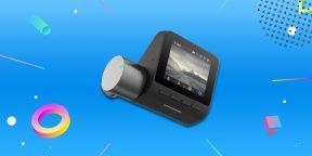 Надо брать: видеорегистратор Xiaomi с GPS и голосовым управлением