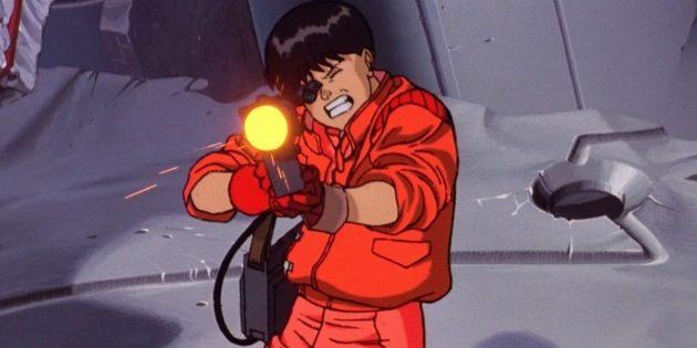 Кадр из фильма «Акира»